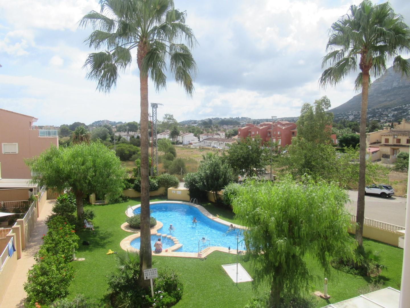 Apartment in DENIA 3 bedroom apartment for sale in DENIA with swimming pool