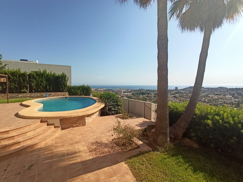 Villas in DENIA Luxury Villa for sale in DENIA with panoramic views