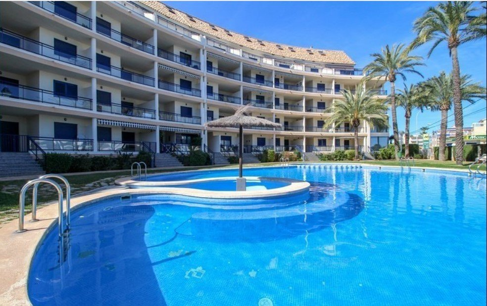 Penthouses in DENIA Penthouse in Denia with sea views