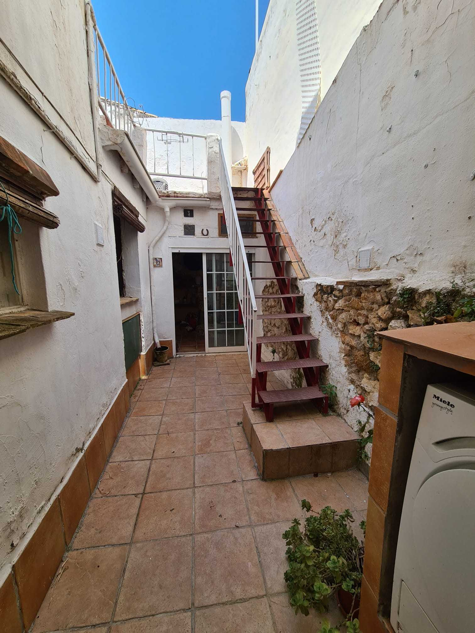 TownHouse in DENIA Townhouse in Denia with terrace and views