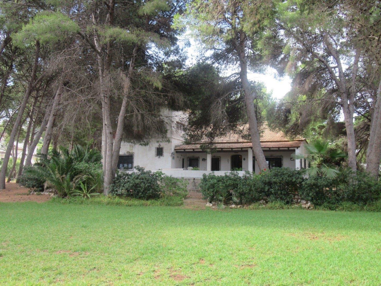 Villas in DENIA Villa for sale in Las Rotas Denia with large plot of land